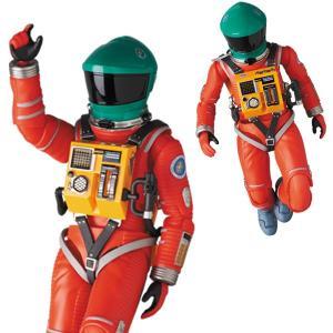 MAFEX SPACE SUIT GREEN HELMET & ORANGE SUIT Ver.《2019年11月発売予定》|project1-6|03