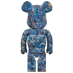 BE@RBRICK Jackson Pollock Studio 1000%(WATER PRINT)|project1-6|02