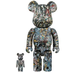 BE@RBRICK Jackson Pollock Studio Ver.2.0 100% & 400%|project1-6