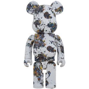BE@RBRICK Jackson Pollock Studio(SPLASH) 1000%