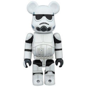 BE@RBRICK STORMTROOPER(TM) CHROME Ver.100%|project1-6