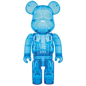 BE@RBRICK DARTH VADER(TM) HOLOGRAPHIC Ver.400%|project1-6