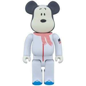BE@RBRICK ASTRONAUTS SNOOPY 400%|project1-6