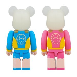 BE@RBRICK 仮面女子 ブルー&ピンク 2PACK|project1-6|02