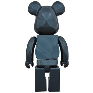 BE@RBRICK 400% DRY CARBON BLUE|project1-6|02