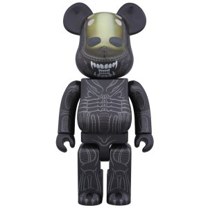 BE@RBRICK 400% ALIEN|project1-6