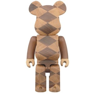 BE@RBRICK カリモク WOVEN 400%|project1-6
