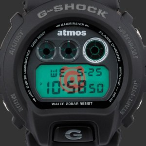 G-SHOCK BE@RBRICK x atmos DW-6900|project1-6|03