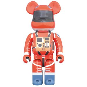 BE@RBRICK SPACE SUIT ORANGE Ver.1000%|project1-6