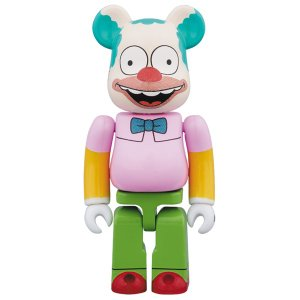 BE@RBRICK krusty the clown 100%|project1-6