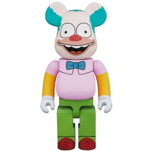 BE@RBRICK krusty the clown 400%|project1-6