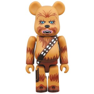 BE@RBRICK CHEWBACCA(TM)100%|project1-6