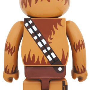 BE@RBRICK CHEWBACCA(TM)100%|project1-6|02