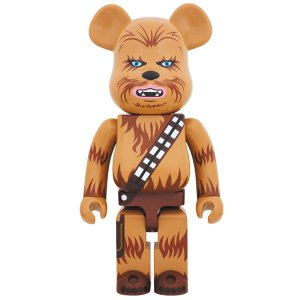 BE@RBRICK CHEWBACCA(TM)1000%|project1-6