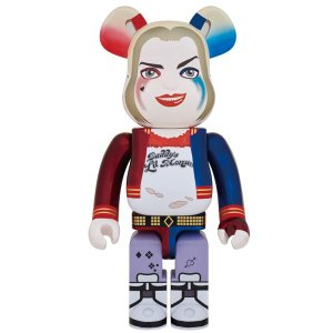 BE@RBRICK HARLEY QUINN 1000%|project1-6