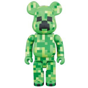 BE@RBRICK CREEPER 400%|project1-6
