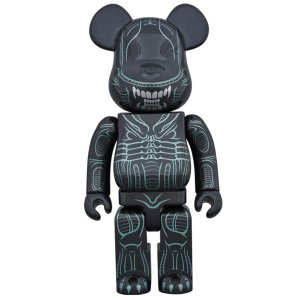BE@RBRICK WARRIOR ALIEN 1000%|project1-6