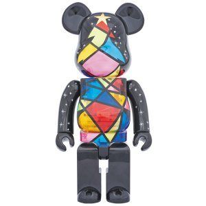2016 Xmas BE@RBRICK Stained-glass tree Ver. 1000%(直営店限定モデル)|project1-6