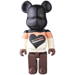 2017 Valentine BE@RBRICK Mousse Chocolat Ver.400%|project1-6