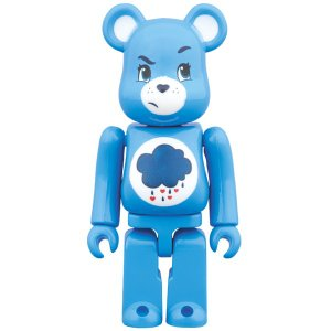 BE@RBRICK Grumpy Bear(TM)100%|project1-6|01
