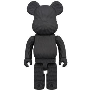 BE@RBRICK カリモク fragment design 400% carved wooden project1-6