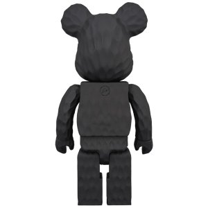 BE@RBRICK カリモク fragment design 400% carved wooden|project1-6|02