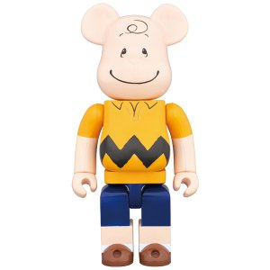 BE@RBRICK CHARLIE BROWN 1000%|project1-6