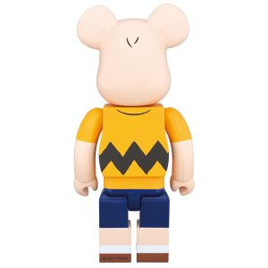 BE@RBRICK CHARLIE BROWN 1000%|project1-6|02