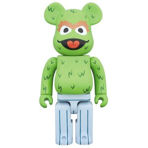 BE@RBRICK OSCAR THE GROUCH 400%|project1-6|01
