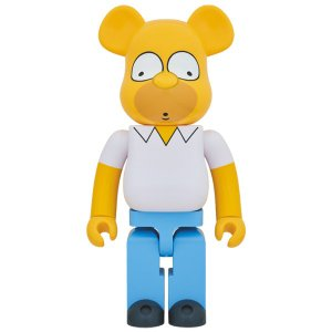 BE@RBRICK HOMER SIMPSON 1000%|project1-6