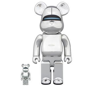 SORAYAMA SEXY ROBOT BE@RBRICK 100% & 400%|project1-6