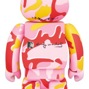 BE@RBRICK ANDY WARHOL Camo Ver. 100% & 400%|project1-6|02
