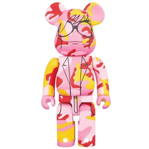 BE@RBRICK ANDY WARHOL Camo Ver. 1000%|project1-6