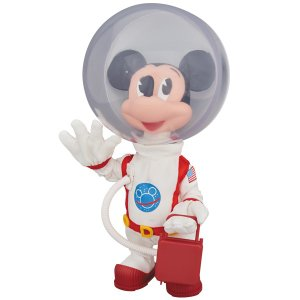 VCD MICKEY MOUSE ASTRONAUT Ver.|project1-6