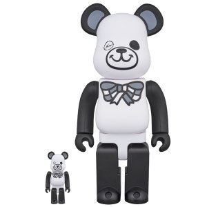 BE@RBRICK FREEMASONRY × fragmentdesign 100% & 400% WHITE|project1-6