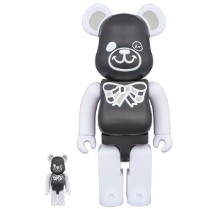 BE@RBRICK FREEMASONRY × fragmentdesign 100% & 400% BLACK|project1-6
