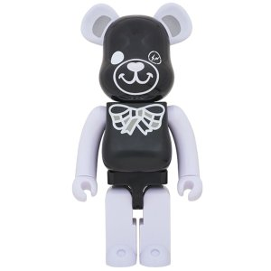 BE@RBRICK FREEMASONRY × fragmentdesign 1000% BLACK|project1-6