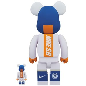 BE@RBRICK NIKE SB WHITE...の詳細画像1