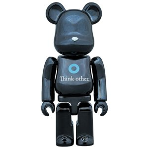 BE@RBRICK i am OTHER BLACK Ver.100%|project1-6
