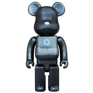 BE@RBRICK i am OTHER BLACK Ver.400%|project1-6