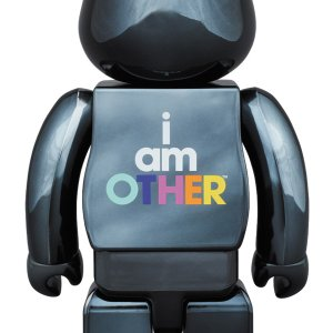 BE@RBRICK i am OTHER BLACK Ver.400%|project1-6|02