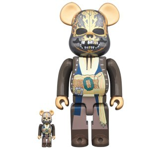 BE@RBRICK Jack Sparrow 100% & 400% (Pirates of the Caribbean: Dead men tell no tales Ver.)《2017年11月発売・発送予定》|project1-6