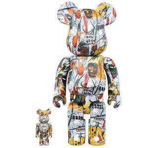 BE@RBRICK JEAN-MICHEL BASQUIAT 100% & 400%|project1-6