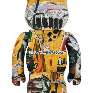BE@RBRICK JEAN-MICHEL BASQUIAT 100% & 400%|project1-6|02