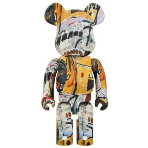 BE@RBRICK JEAN-MICHEL BASQUIAT 1000%|project1-6|01