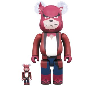 BE@RBRICK 熊徹 100% & 400%|project1-6