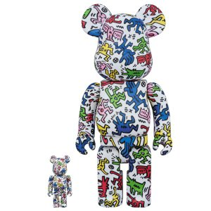 BE@RBRICK KEITH HARING 100% & 400%|project1-6