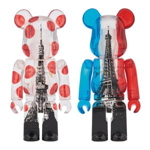 TOKYO TOWER BE@RBRICK + EIFFEL TOWER BE@RBRICK TWIN TOWER PACK|project1-6