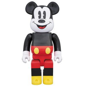 BE@RBRICK MICKEY MOUSE 400%|project1-6