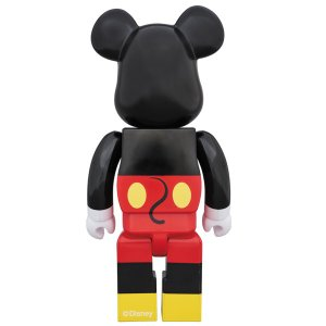 BE@RBRICK MICKEY MOUSE 400%|project1-6|02